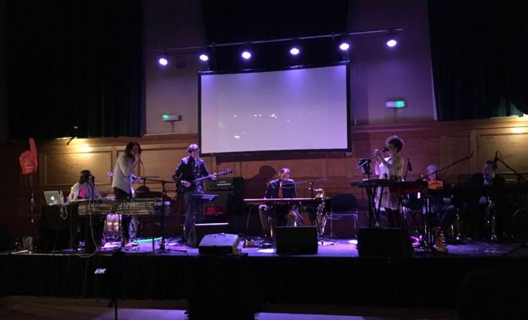 The Grubby Mitts at Cecil Sharp House