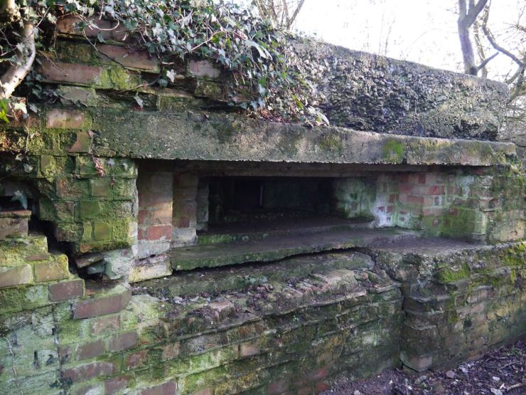 North Weald WW2 defences