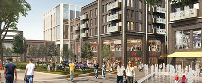 walthamstow town square development