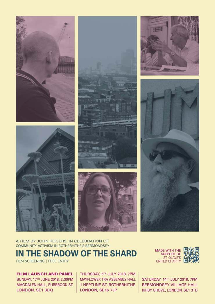 Shadow of the Shard - film