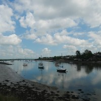 A walk along the River Crouch