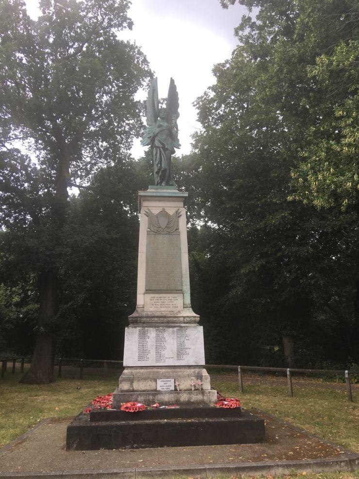 Wanstead War Memorial