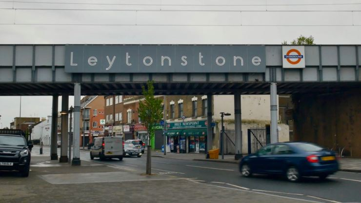 Leytonstone lockdown walk