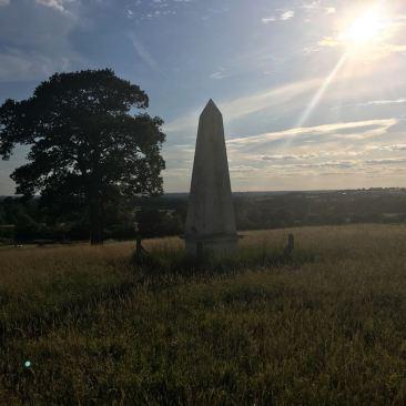 Boadicca's obelisk