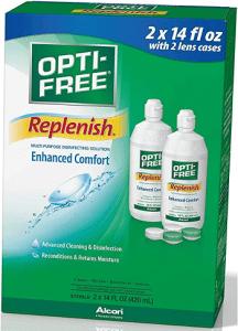 Optifree Replenish Box