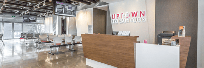 Ophthalmology Office Uptown Eye Specialists Toronto