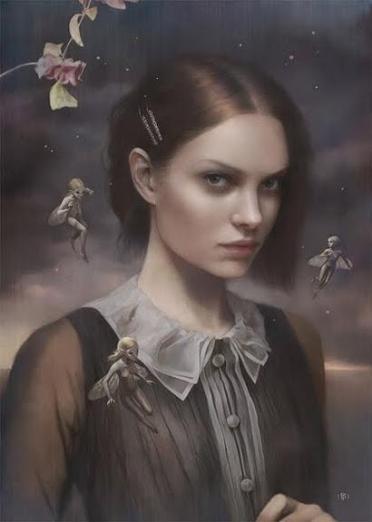 Beautiful Macabre Gothic Fantasy Surreal Art
