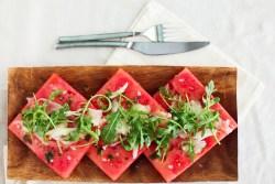 Golubka Summer Cooking and a Tipsy Watermelon Salad