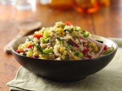 Quinoa and Corn Salad recipe from Betty Crocker