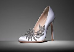 The touch of Manolo Blahnik