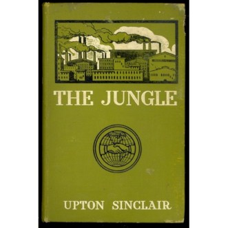 the-jungle-by-upton-sinclair-first-edition