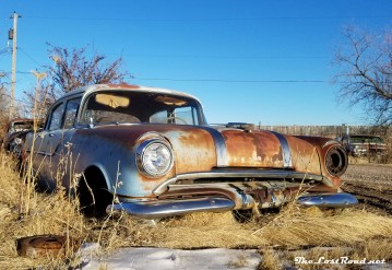 1955 Pontiac Chieftain Front