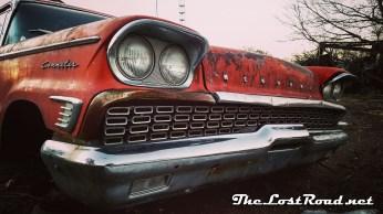 1959 Mercury Commuter Wagon