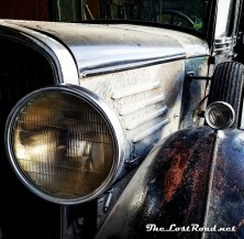1930 Franklin Aviator Headlight