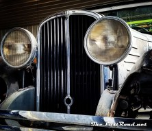 1930 Franklin Aviator Headlights