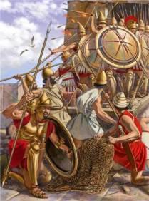 Alexander's siege of Tyre