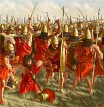 Battle of Leuctra 371 BC