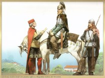 Burgundian warlord late 5th Century