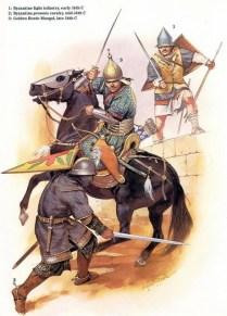 Byzantium and the Balkans, 1300-1370 AD
