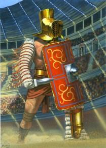 Hoplomachus 3rd Century AD