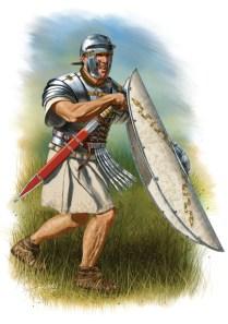 Legionnaire, 9 AD