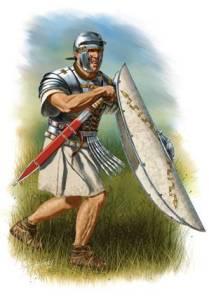 Roman Legionary 9AD