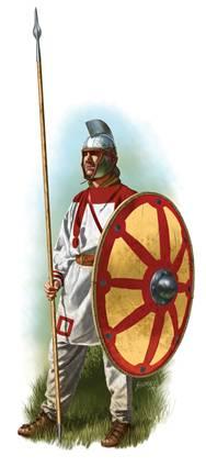 Roman Soldier 5th Century