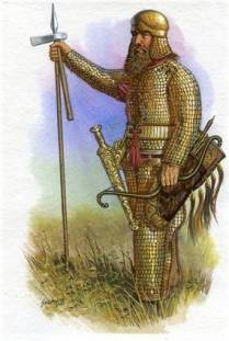 Scythian Chieftain