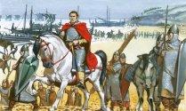 William the Conqueror arriving in England