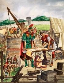 Building Hadrian's Wall