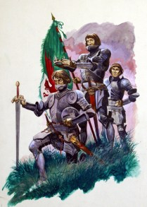 Henry VII Crowned
