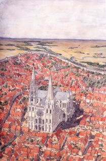 france-chartres-cathedrale