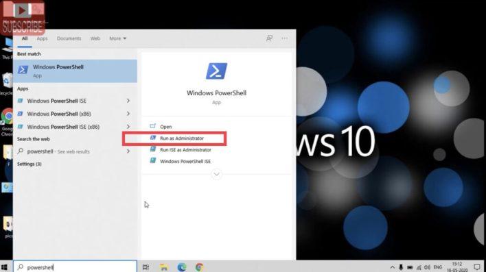 Find WiFi password in windows 10