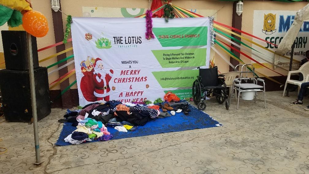 Free Cloth Mart at Sharing and Caring Season 2