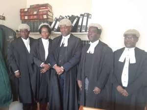 The 5 judges of the Constitutional Court that's annulled Malawi's 2019 presidential elections