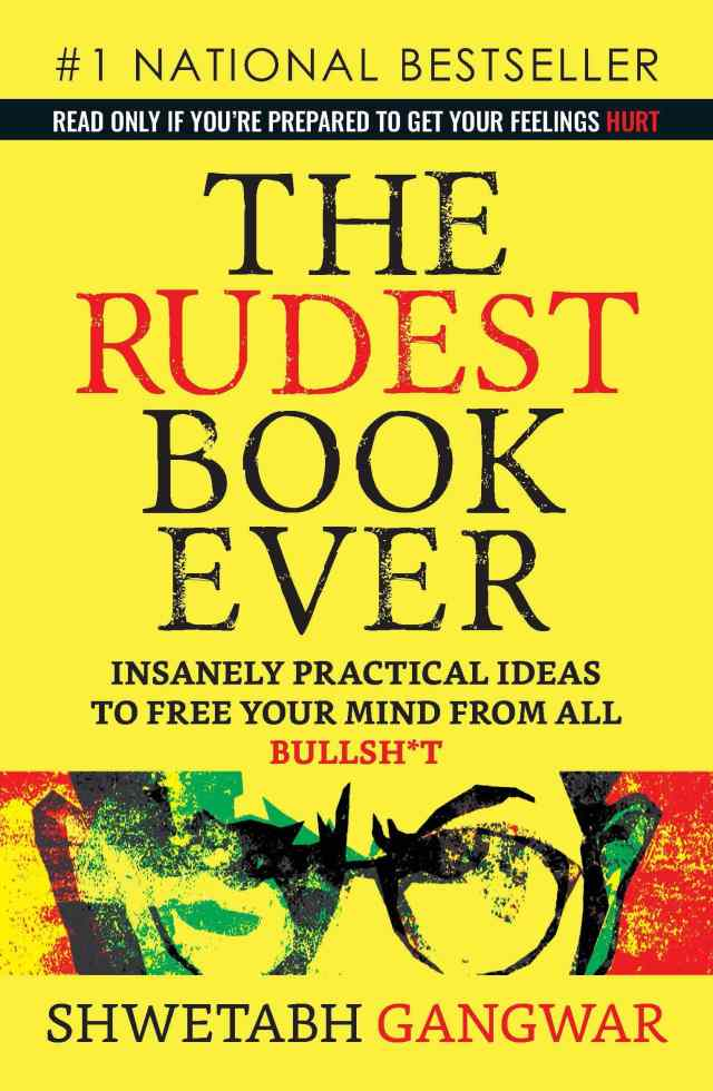 30 books to read during quarantine - the rudest boook ever