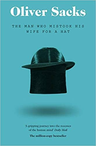 30 books to read during quarantine - the man who mistook his wife for a hat