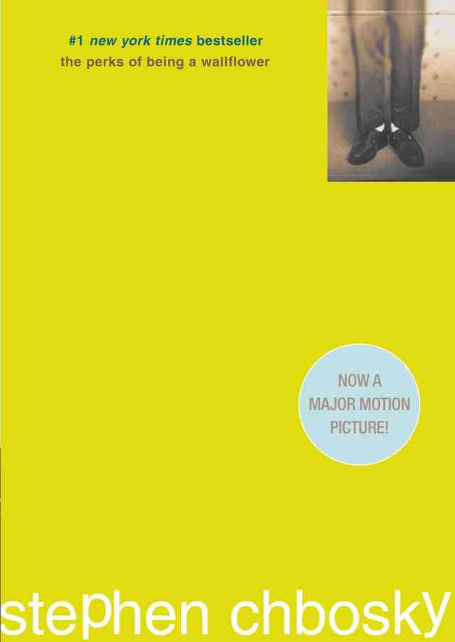 30 books to read during quarantine -the perks of being a wallflower