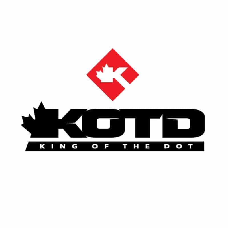 4 social media accounts I follow : king of the dot