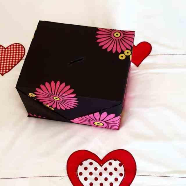 Review: Faith-Victoria Crafts Money-box