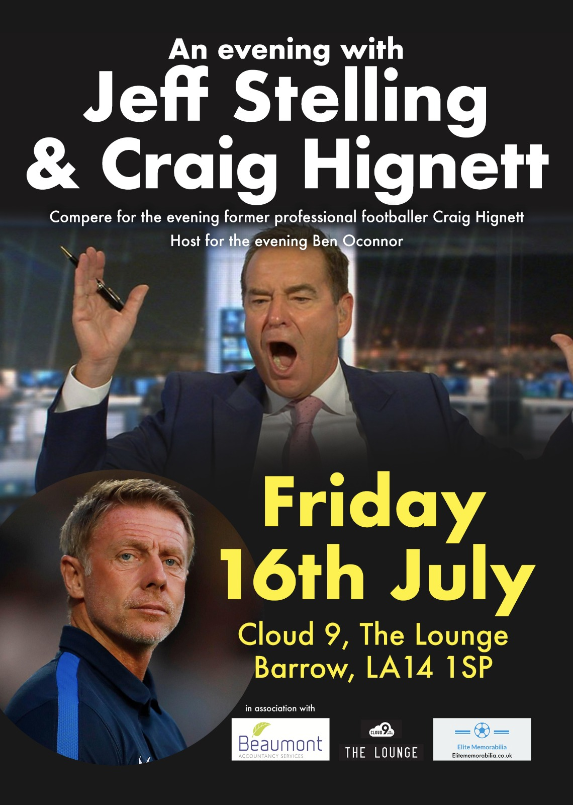 Soccer Saturday with Jeff Stelling & Craig Hignett