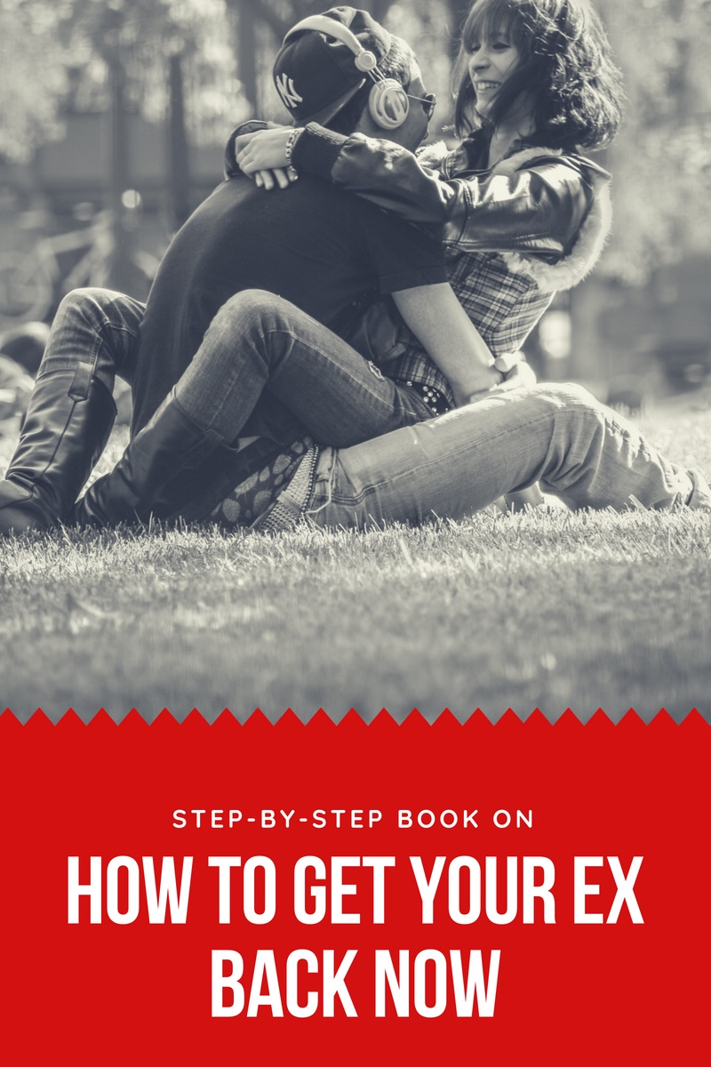 How to get your ex back instruction manual