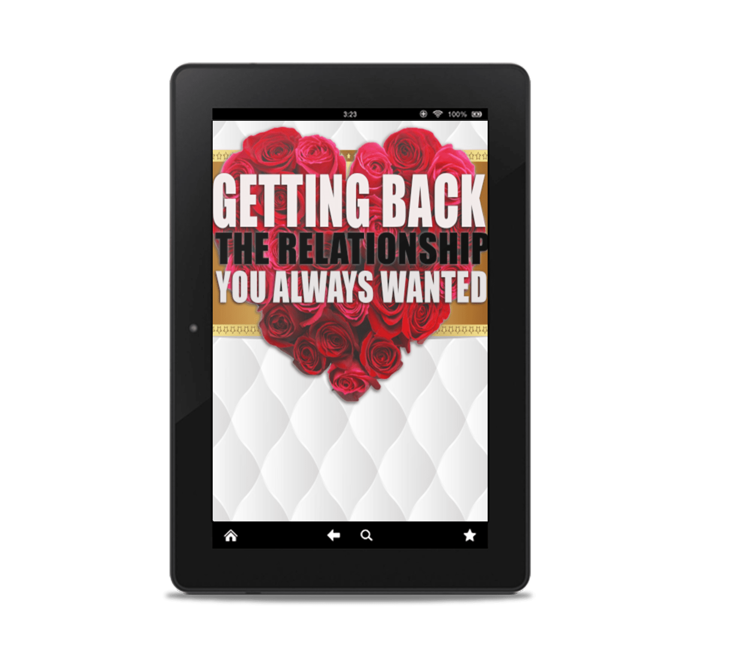 How to Get Your Ex Back Book: The Step-By-Step Instruction Guide