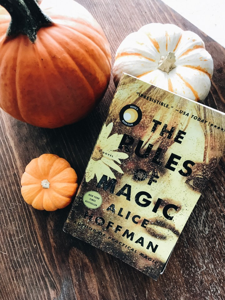 The Rules of Magic : Fall Book Read