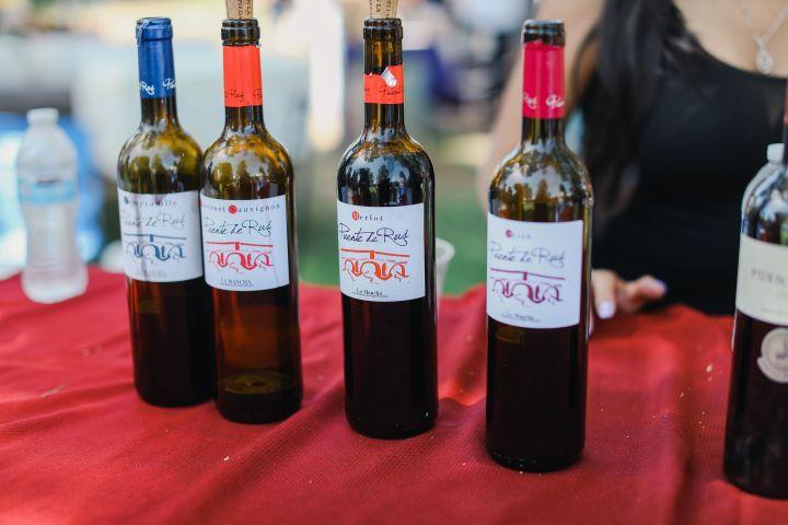 Puente De Rus Wines - Ojai Wine Festival