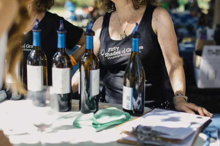 Vinemark Cellars at the Ojai Wine Festival