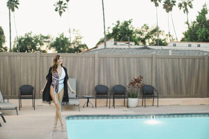 Kristin Reveles at Casa Ojai Inn