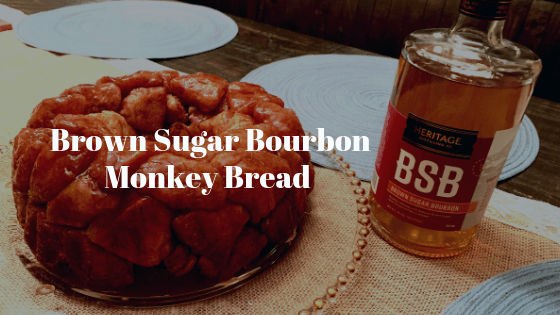 Brown Sugar Bourbon Monkey Bread
