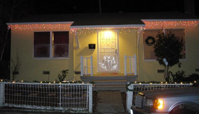 Duplex Christmas Lights