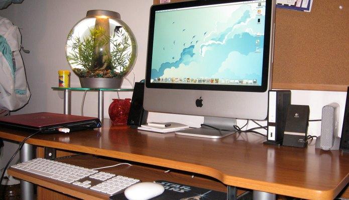 Brand new iMac